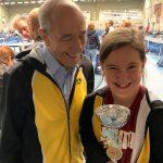 Melanie wint ranglijsttoernooi in Tilburg